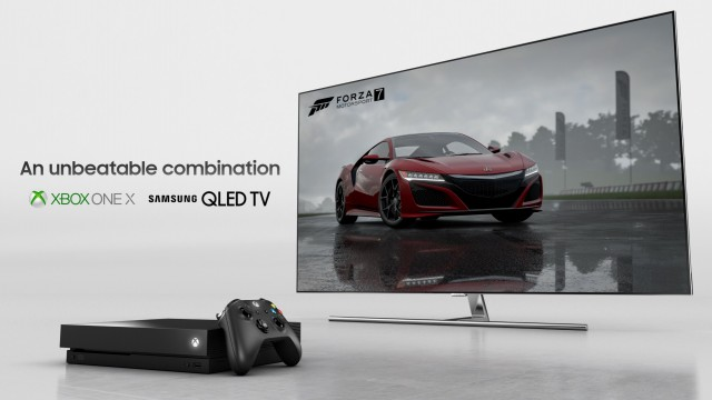 Samsung QLED Xbox One (1)