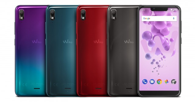 Wiko_IFA2018_View2 Go_Compo-All-Colors_LD