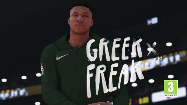 Greek Freak 2