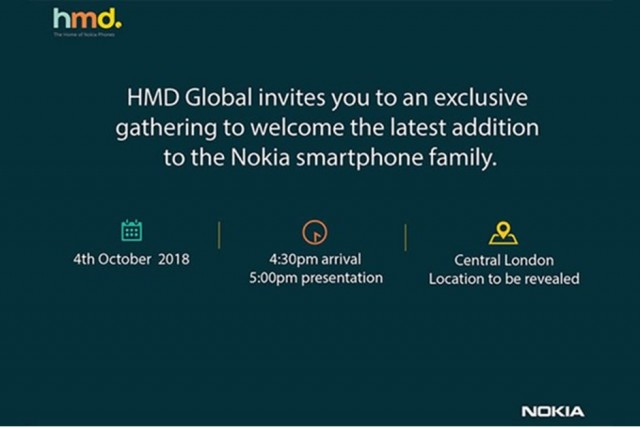 HMD-Global-to-unveil-a-new-Nokia-smartphone-on-October-4