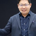Huawei-Presents-Its-New-Smartphone-Models-At-Le-Grand-Palais-In-Paris