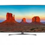LG Ultra HD 4K TV UK6750-1