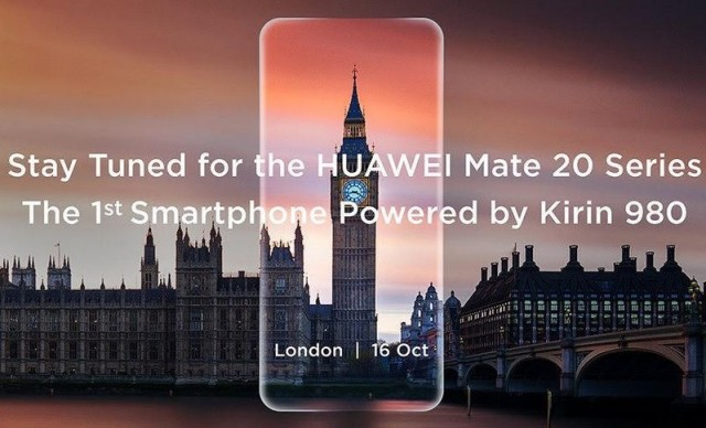 London mate 20