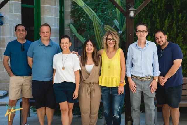 Startups4Peace Team