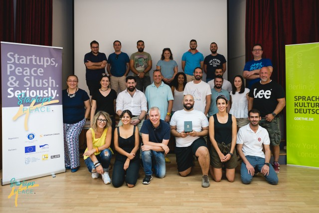 Startups4Peace startups