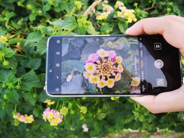 Huawei Mate 20 Pro - Super Macro