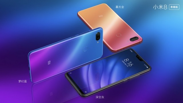 Xiaomi Mi 8 Lite2