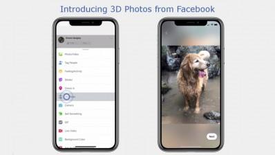 Facebook 3D photos