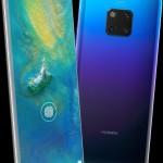 Huawei Mate 20 Pro Evan Blass leak