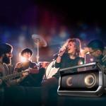 LG New Bluetooth Speakers PK5
