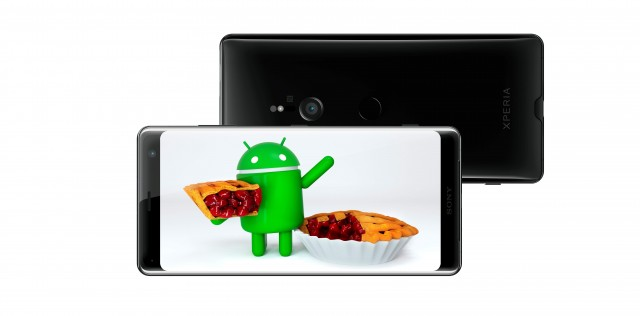 XZ3_Android-Pie