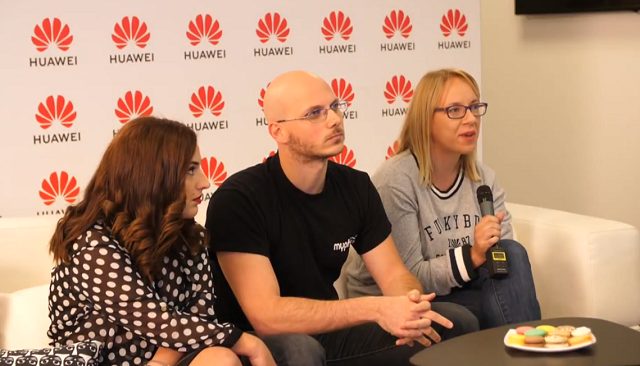huawei mate 20 pro Facebook Live 2