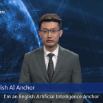 AI Anchor China