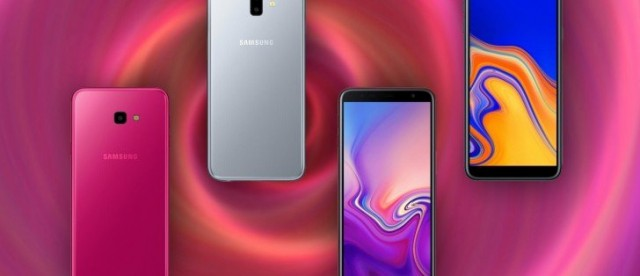 Samsung Galaxy J4 Plus - J6 Plus