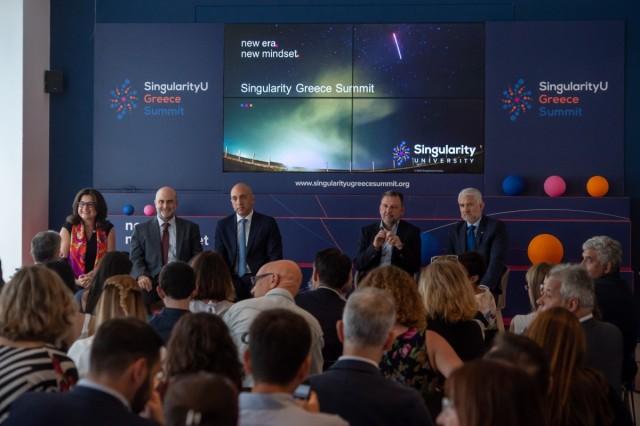Singularity-Summit Greece