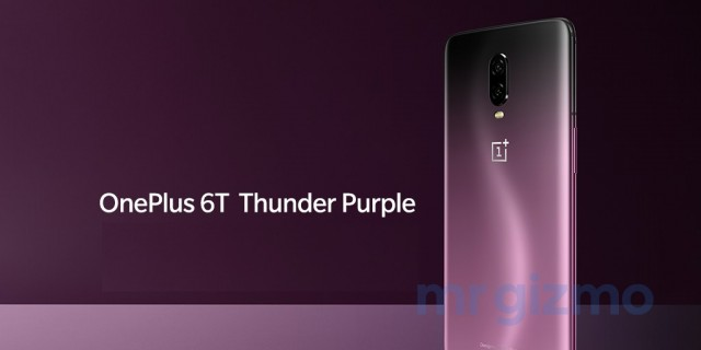 Thunder Purple OnePlus 6T4