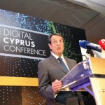 ΠτΔ- 'The  Digital Cyprus Conference'          Ξενοδοχείο ' Hilton Park', Λευκωσία, Κύπρος          Ο Πρόεδρος της Δημοκρατίας κ. Νίκος Αναστασιάδης απευθύνει χαιρετισμό              στο συνέδριο 'The  Digital Cyprus Conference'. //          PoR-'The Digital Cyprus Conference'          'Hilton Park' Hotel, Lefkosia, Cyprus          The President of the Republic, Mr Nicos Anastasiades, addresses 'The          Digital Cyprus Conference'.