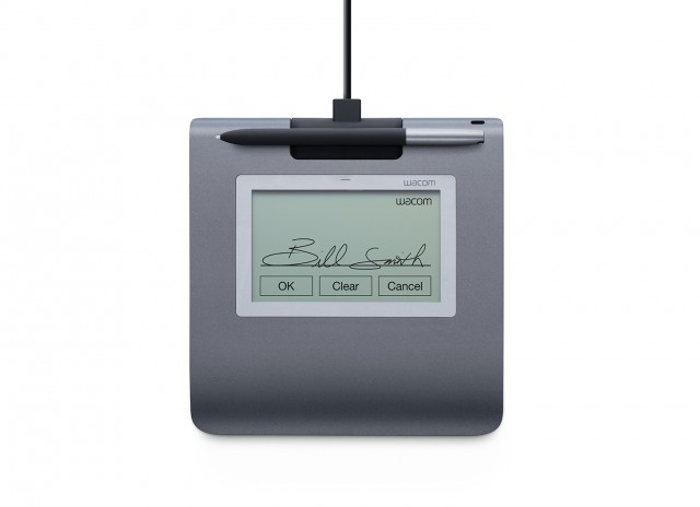 signature-pad-STU-430-front-pen-in-holder