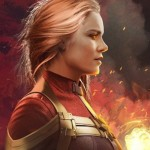 Captain-Marvel.-Photo-Comic-Book
