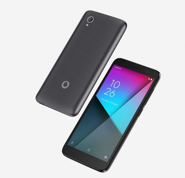 DUAL SIM Vodafone Smart E9 03