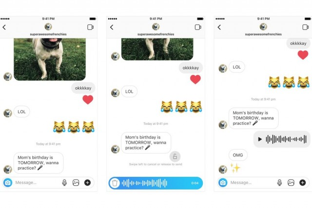 Instagram-voice-messaging