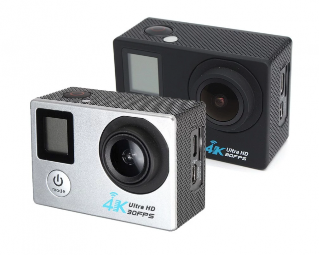 PRO Cam WiFi 4K Sports Action Camera3