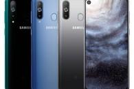 Samsung Galaxy A8s. Ανακοινώθηκε επίσημα το πρώτο smartphone της αγοράς με οθόνη με οπή