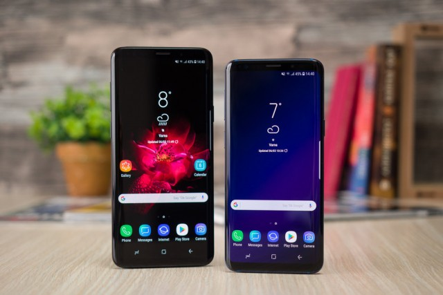 Samsung-starts-rolling-out-Android-9-Pie-for-Galaxy-S9S9-earlier-than-expected