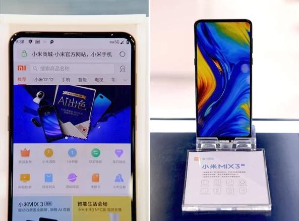 Xiaomi Mi Mix 3 5G2