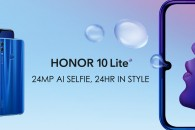 Honor 10 Lite style
