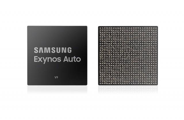 (Press Release) Samsung's Exynos Auto V9 20190103_01