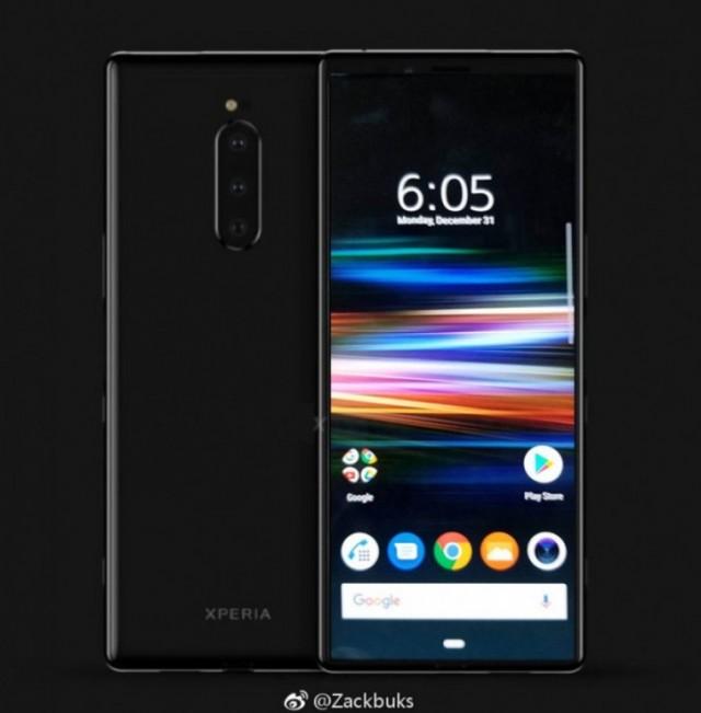 Sony Xperia XZ4-1