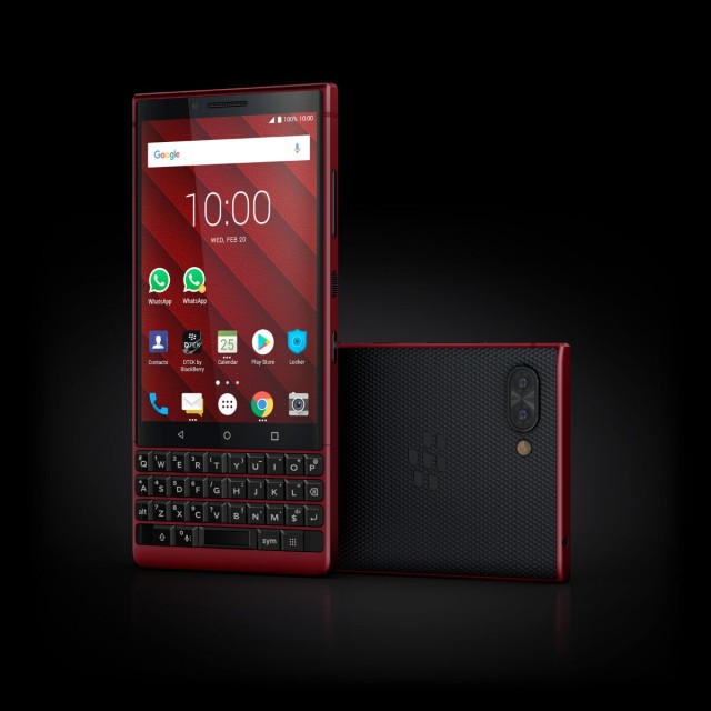 BlackBerry KEY2 RED-02