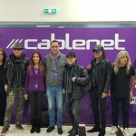 CABLENET WELCOMES THE SCORPIONS