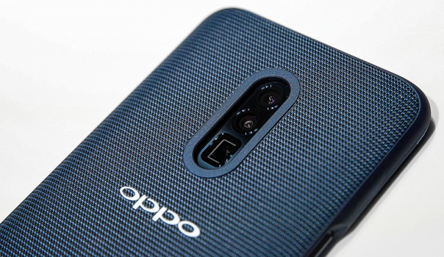 Oppo 10x lossless zoom