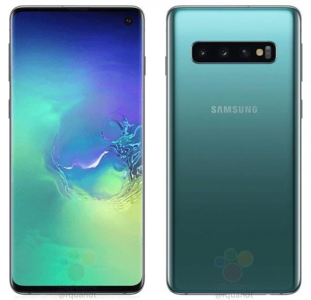 Samsung Galaxy S10-2