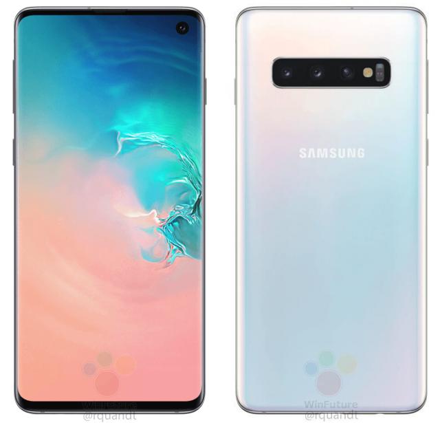 Samsung Galaxy S10-3