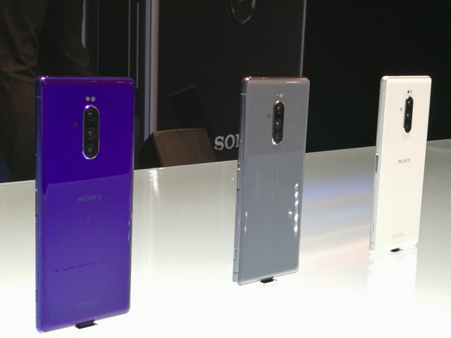 Xperia 1 hands-on 03