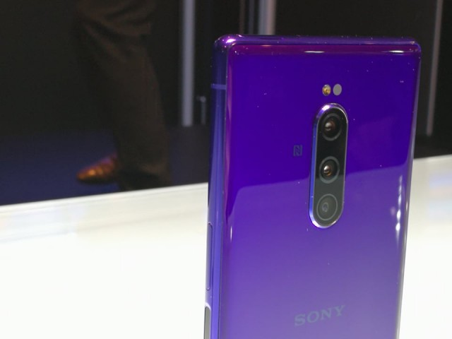 Xperia 1 hands-on 04