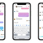Facebook Messenger threaded replies