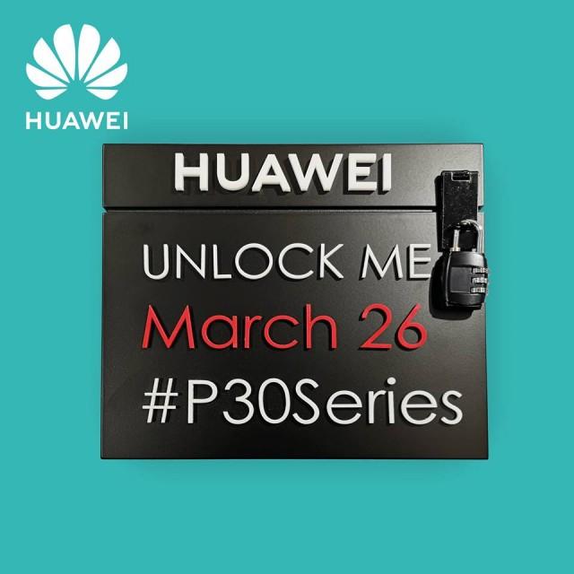 Huawei Unlock Me Mystery Box