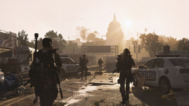 The Division 2 Thema Afierwma (3)
