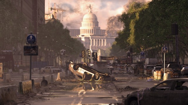 The Division 2 Thema Afierwma (4)