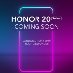 HONOR 20 series launch