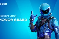 HONOR GUARD SKIN FORTNITE