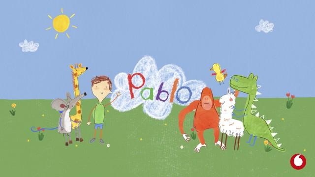 Pablo -Vodafone TV