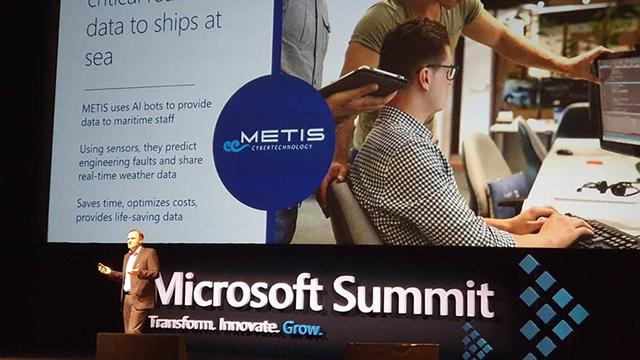 metis-microsoft-summit