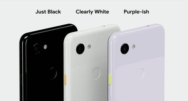 pixel-3a-colors