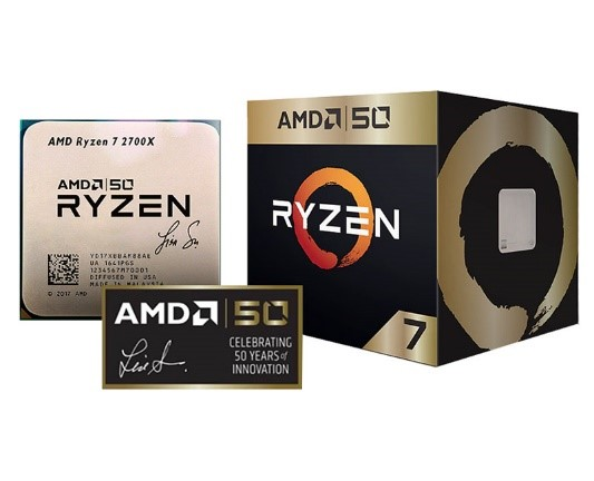 AMD - Gold CPU