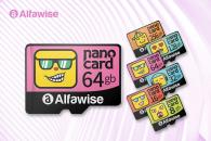 Alfawise High Speed High Capacity Waterproof Micro SD Card 1